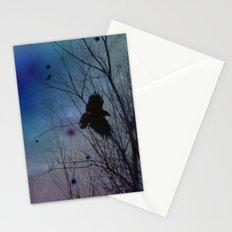 Just Around Midnight Stationery Cards