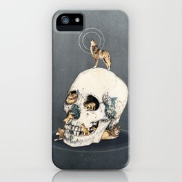 WOLFPACK iPhone Case