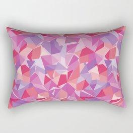 Broken glass Rectangular Pillow