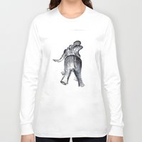 ellie goulding Long Sleeve T-shirts featuring Ellie by Judith Lee Folde Photography & Art