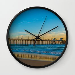 Northern Exposure Wall Clock