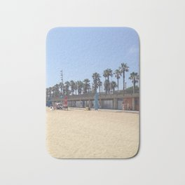 Barcelona Olympic Beach Bath Mat