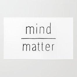 Mind Over Matter Rug