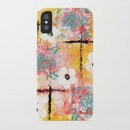 SUNSHINE & DAISIES iPhone Case
