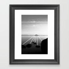Transitions #4 Framed Art Print