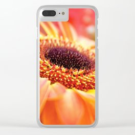 Special flower Clear iPhone Case