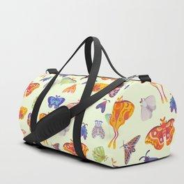 Moth - pastel Duffle Bag