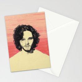 Kit Harington Stationery Cards