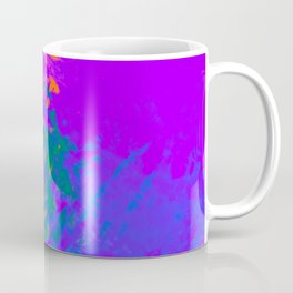 Iridescent Fury Coffee Mug