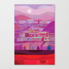 DuBoce Triangle Canvas Print