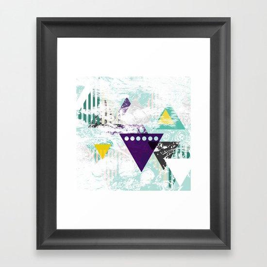 TriTex Framed Art Print