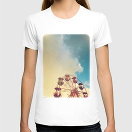 into the childhood T-shirt