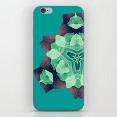 A Sproutin' iPhone & iPod Skin