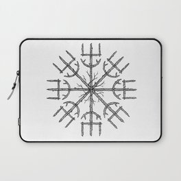 Galdrastafir Laptop Sleeve
