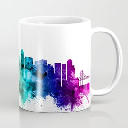 Tokyo Japan Skyline Coffee Mug