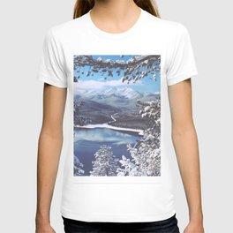 Sapphire Point, Lake Dillon, Colorado T-shirt