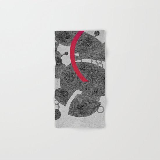 - cosmos_12 - Hand & Bath Towel