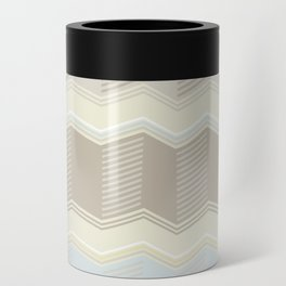 Abstract Zigzag Can Cooler