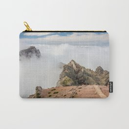 Mountains on Madeira Carry-All Pouch