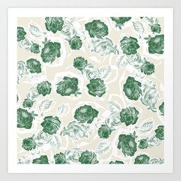 Roses 1 Art Print