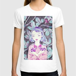 under the fig tree T-shirt