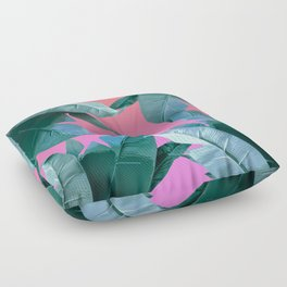 Tropical Dream Floor Pillow