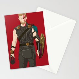 god of what? Lightening. Stationery Cards