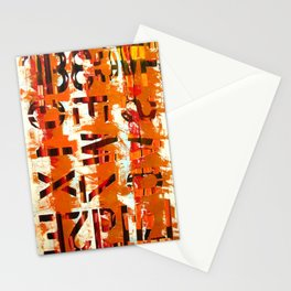 Underneath Stationery Cards