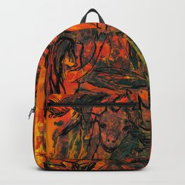 In the djungle Backpack