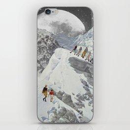 Moon Explorers iPhone Skin