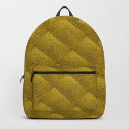 Gold Bars Pattern -Gold Lovers Design Backpack