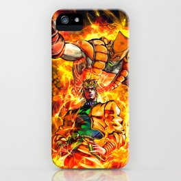 Da warudo iPhone Case