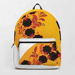 Sunny khokhloma Backpack