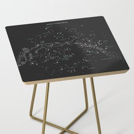 Norra Stjärnhimlen Side Table