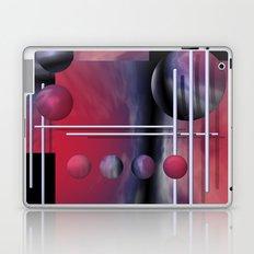 liking geometry -2- Laptop & iPad Skin