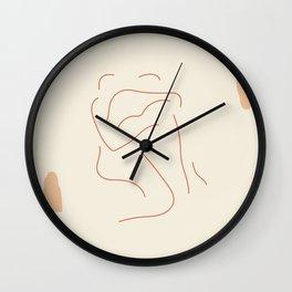 sleep it off Wall Clock