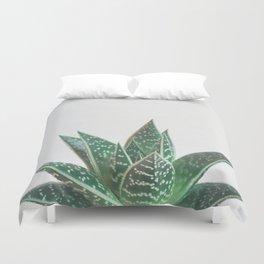 Aloe Tiki Duvet Cover
