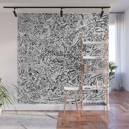 Brush Fire Wall Mural