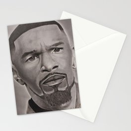 Jamie Foxx Stationery Cards