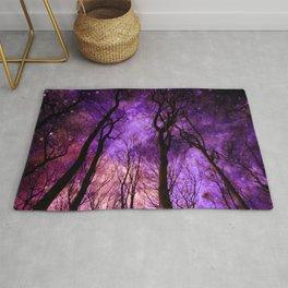 Purple sky Rug