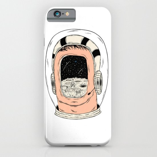 From the Earth to the Moon iPhone & iPod Case