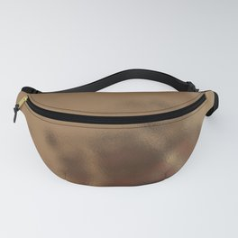 Creamy Gold Fanny Pack