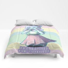 Programmed for Cuteness Comforters