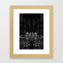 State St.  Framed Art Print