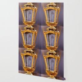 Castle Nympfenburg Munich : The golden Lantern Wallpaper