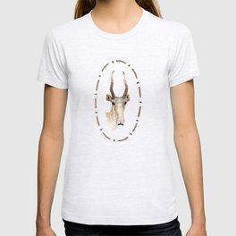 The Saiga Antelope T-shirt
