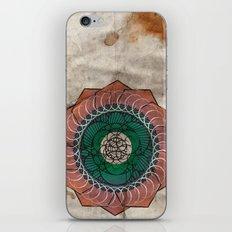 Spirography iPhone & iPod Skin
