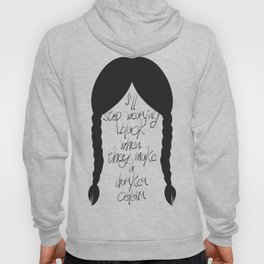 Wednesday Addams Hoody