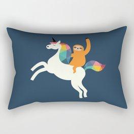 Magic Time Rectangular Pillow
