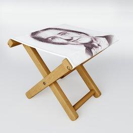 Golda Meir Folding Stool